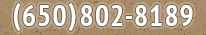 (650) 802-8189