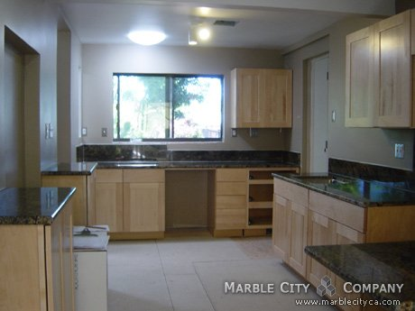 Amadeus Granite Countertops in Bay Area, California