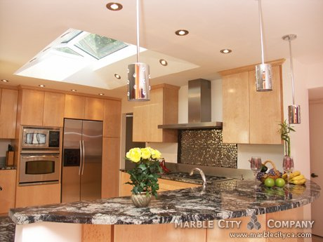 Amadeus - Granite Countertops in Bay Area, California