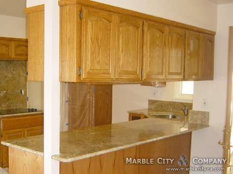 Golden Sand - Granite Countertops - Bay Area