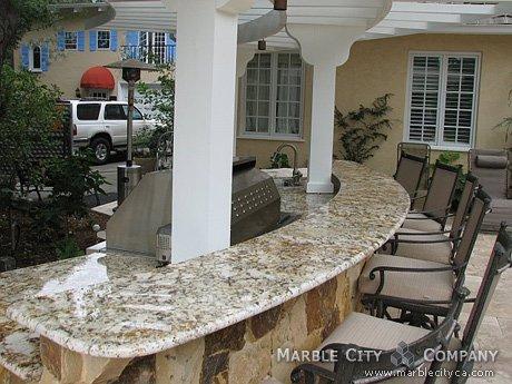 Honey - Granite Countertops - Bay Area, California