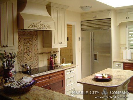 Madura Gold - Granite Countertops - Bay Area