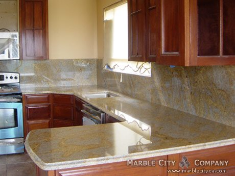 Summer Light - Granite Countertops - Bay Area