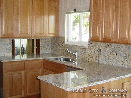 Tuscania Granite Countertops Brazil Granite For Kitchen