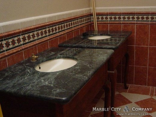 Vanity Countertops Gallery Quartz Marble Granite And