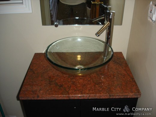 Red Dragon - Granite Countertops - Bay Area