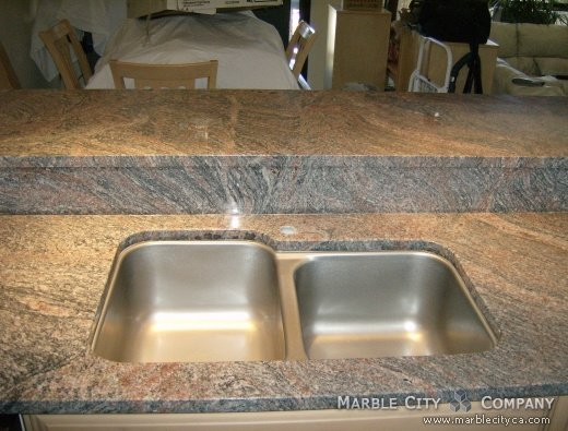Tiffany - Granite Countertops - San Francisco