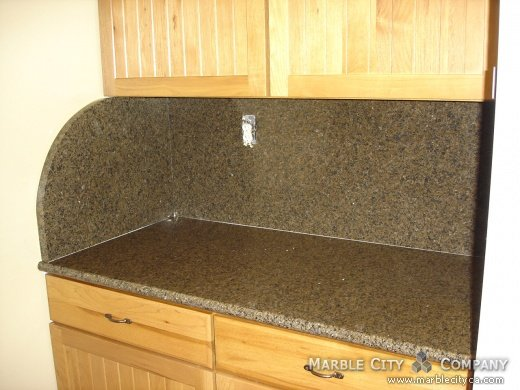 Tropical Brown - Granite Countertops - San Jose