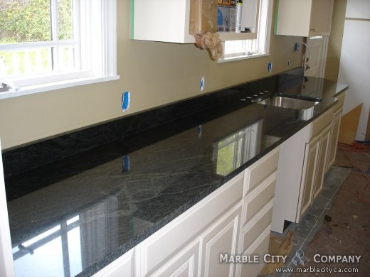 Black Granite Kitchen Countertops black granite kitchen countertops - granite countertops california