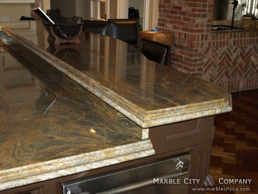 Fantastic Brown - Granite Countertops - Bay Area