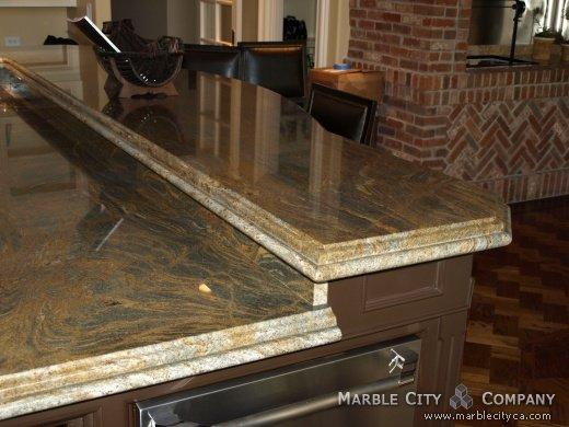 Fantastic Brown   Granite Countertops   Bay Area