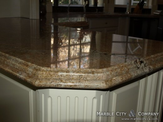Golden Sand - Granite Countertops - San Francisco