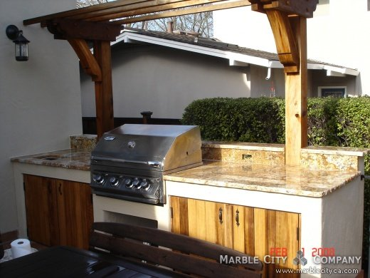 Honey - Granite Countertops - Bay Area California