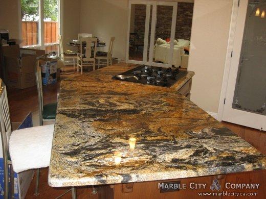 Granite Countertops Belmont Expert Installation In California Type Granite