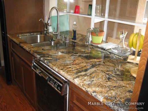 Comet - Granite Countertops - San Jose