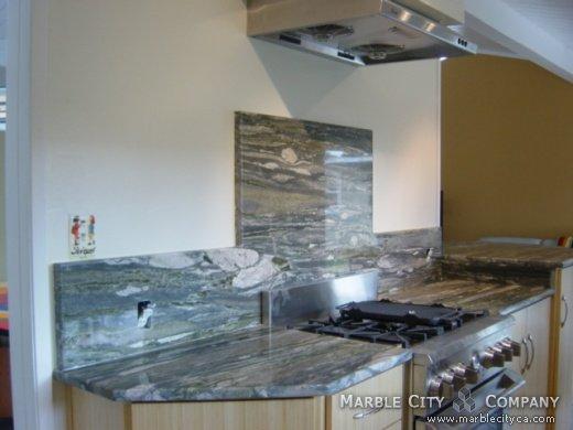 Verde Fashion - Granite Countertops - Bay Area, California