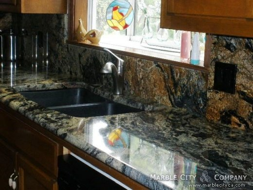 Comet - Granite Countertops - San Jose California