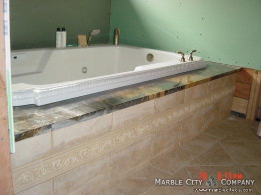 Capuccino - Marble Countertops San Francisco California