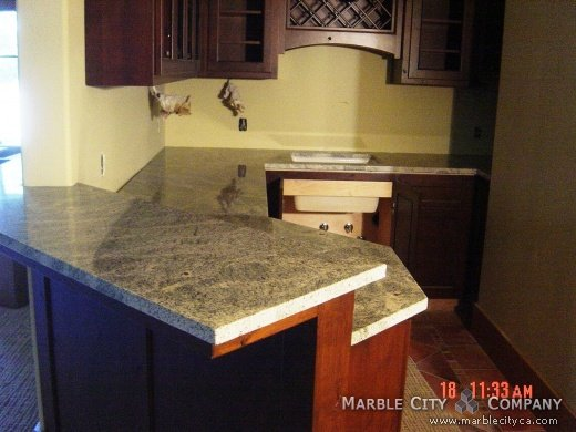 Summer White Granite Countertops San Jose Ca