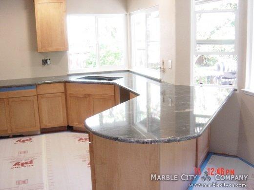 Black Cosmic - Granite Countertops Bay Area California