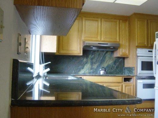 Golden Lighting - Granite Countertops - Bay Area California