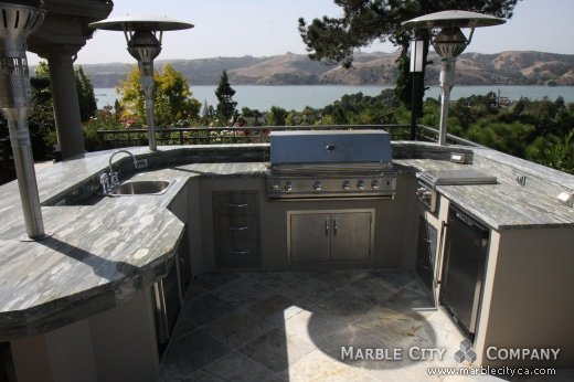Verde Fashion - Granite Countertops - San Jose CA