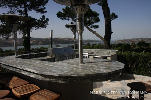 Verde Fashion - Granite Countertops - Bay Area CA
