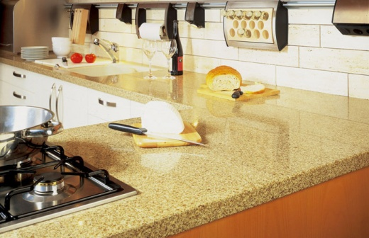 Carmel - Quartz Countertops San Francisco California