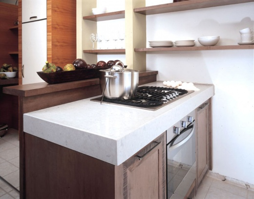 Misty carrera quartz countertop at marblecity ca for Cost of caesarstone countertops