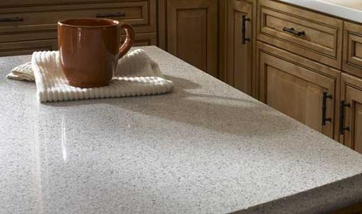 White Quartz Countertops at Marble City Company | Bay Area ...