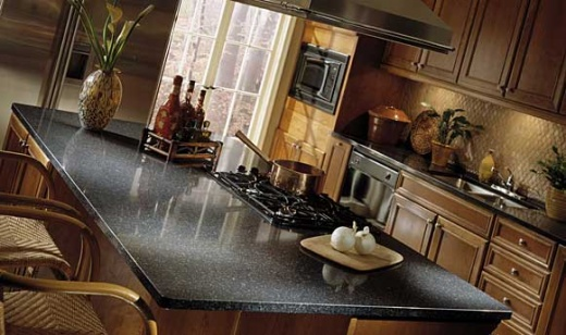 Black Quartz Countertops Bay Area California At Marble