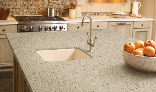 Delightful Savory   Quartz Countertops   Bay Area