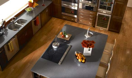 Storm Grey - Quartz Countertops Bay Area California at Marble City ...