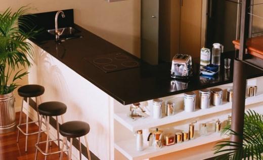 Tebas Black - Silestone Countertops - Bay Area