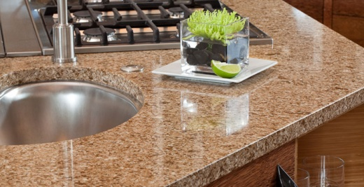 Chocolate Truffle - Caesarstone - Bay Area