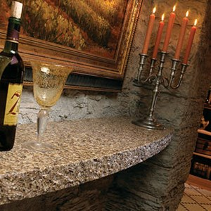Brownhill - Cambria Quartz Countertops San Francisco California