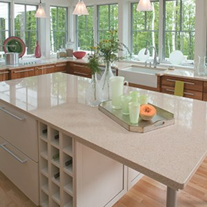 Cardiff Cream - Cambria Countertops San Jose California