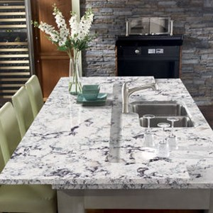 Praa Sands - Quartz Countertops - San Francisco