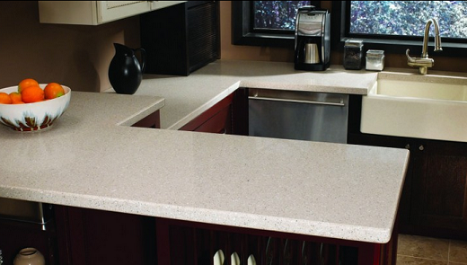 Altair Silestone Quartz Counters At Marble City Company