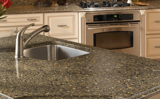 Black Canyon - Quartz Countertops San Francisco California