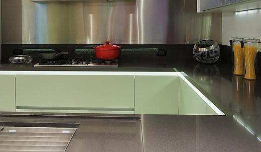 Carbono - Kitchen Quartz Countertops San Jose