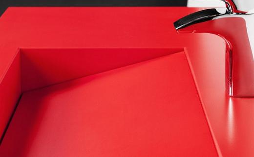 Rosso Monza - Quartz Countertops - San Francisco