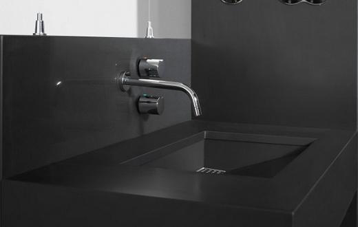 Tebas Black - Silestone Countertops - San Francisco