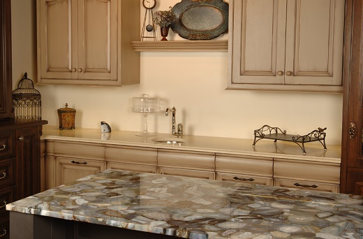 Sfumato - Semi-precious Countertops - Bay Area