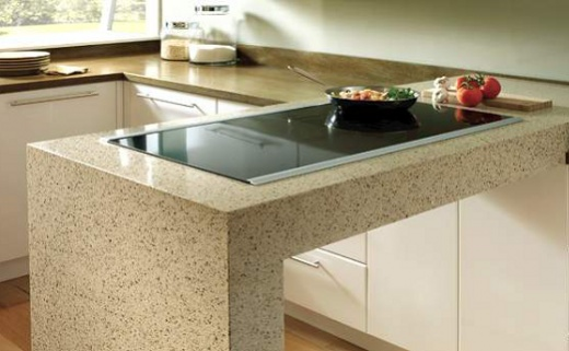 Savory - Zodiaq Quartz Countertops - San Francisco