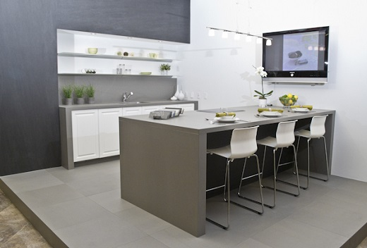 Cement - Neolith Countertops Bay Area, California