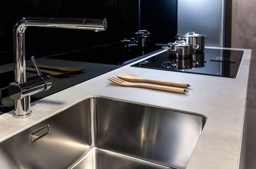 Perla - Neolith Countertops - Bay Area, California
