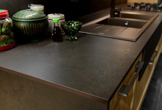 keranium dekton countertops in bay area california application kitchen. Black Bedroom Furniture Sets. Home Design Ideas