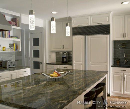 Quartz And Granite Kitchen Countertops In Bay Area And Northern CA