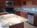 Golden Lace - Granite Countertops - Bay Area